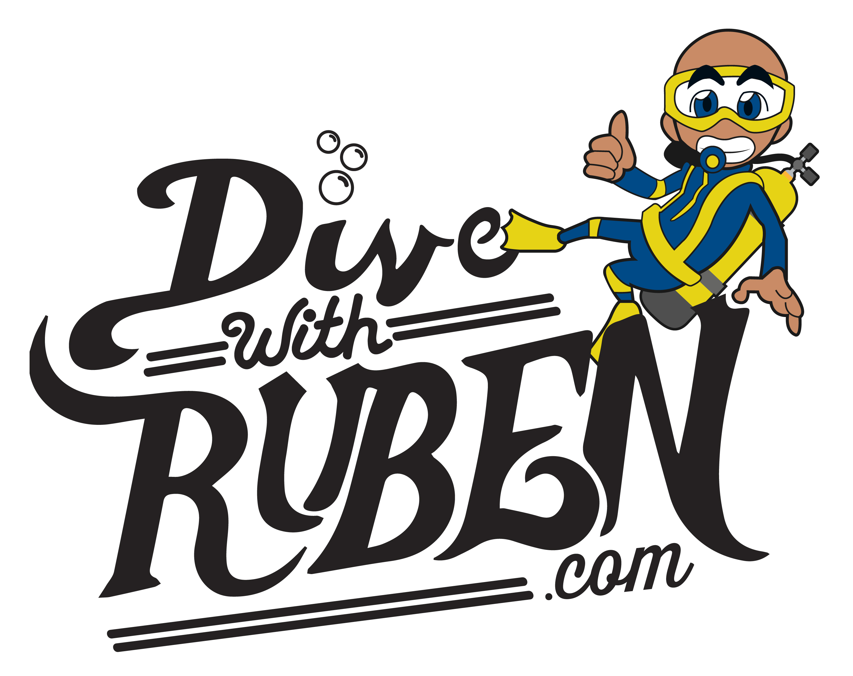 Dive With Ruben