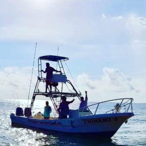 fishing in puerto morelos